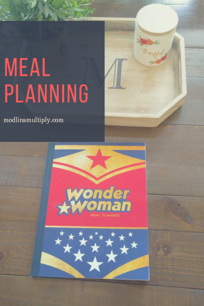 Meal Planning. Does it work?