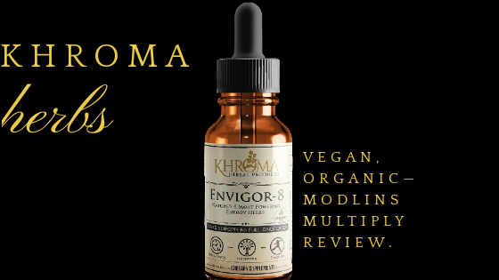 Khroma herbs— Vegan, all organic. Review